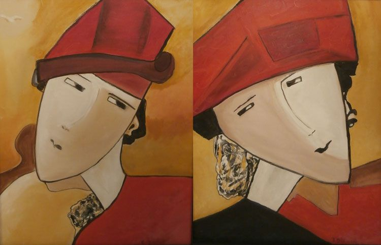 Red Hats 1 and 2